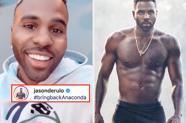 Instagram Took Down The Picture Jason Derulo Posted Where You Can See The Entire -9453