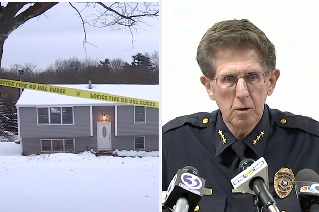 A Man Shot And Killed His Girlfriend's Two Teenage Children, Then Himself, Over An Argument About Smoking