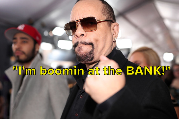 Ice T Had The Best Response When Someone Called Him A Boomer And We Must All Learn From Him