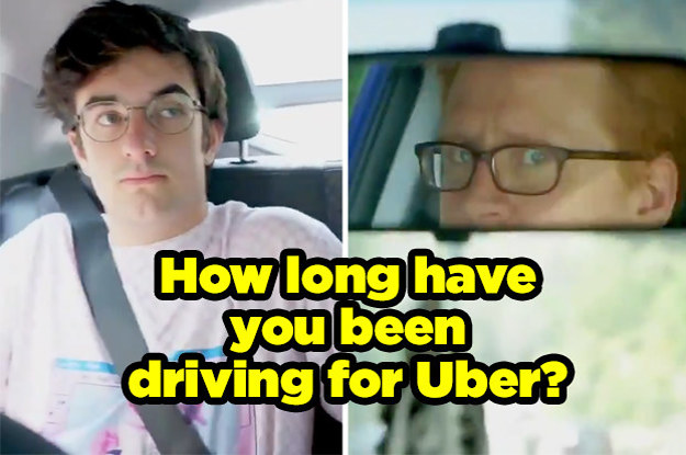 21 Tweets That Are Hilariously Relatable If You've Ever Taken An Uber