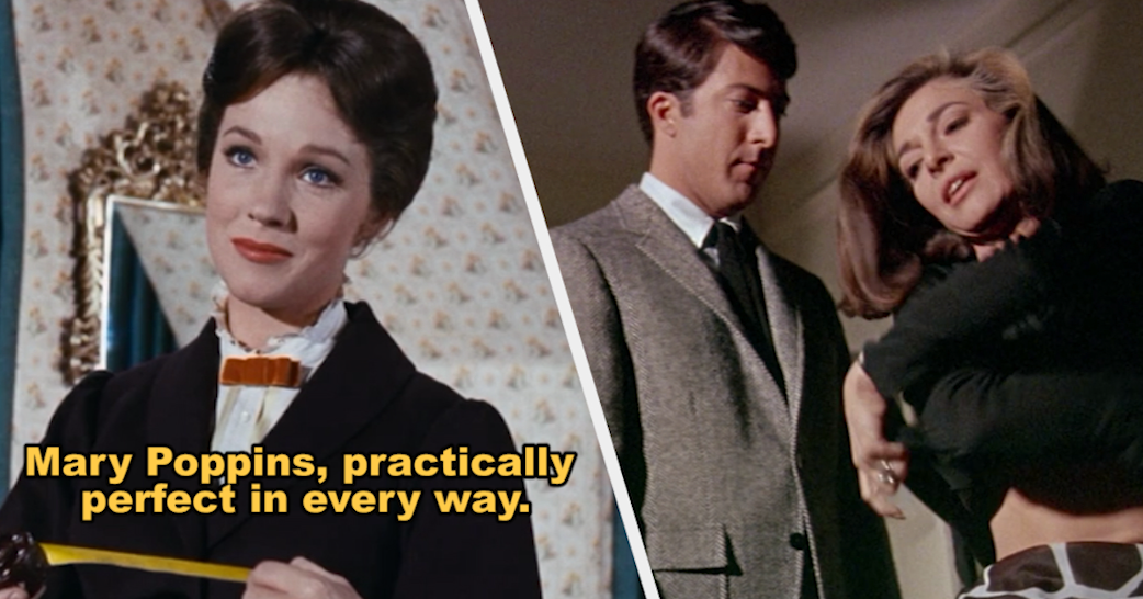 21 Old Hollywood Movies That Are 100% Bad Even Though Critics Think They're 100% Brilliant