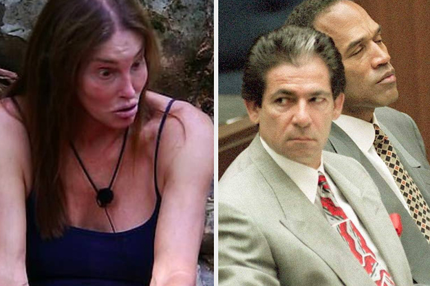 "Caitlyn Jenner Said There's ""No Way"" Robert Kardashian Didn't Know Whether OJ Simpson Was Guilty"