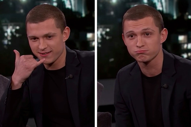 Tom Holland Answered A Call From Disney While Drunk And Cried About The Spider-Man Drama