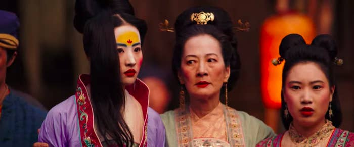 Mulan Trailer Contains Lots Of References To Original Animated Film