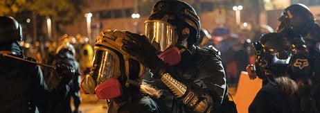 Students And Police Were At War On A Campus Under Siege. The Sewers Were The Only Escape.