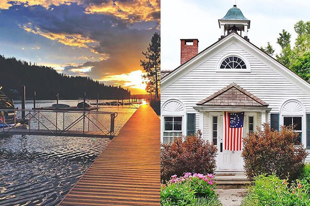 26 American Small Towns To Put On Your Travel Bucket List