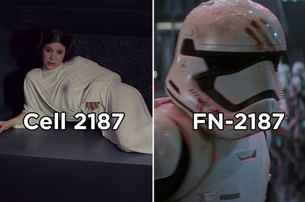 """21 """"Star Wars"""" Easter Eggs You Might Not Have Noticed The First Time Around"""