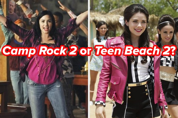 We Can Guess Your Age Based On Your Taste In Disney Channel Original Movies