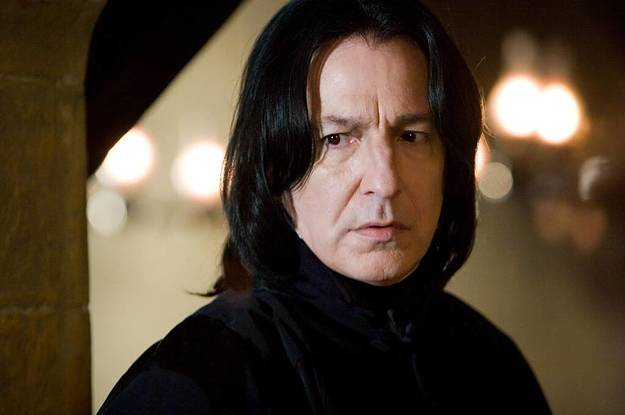 18 Tweets For Everyone Who Knows Snape ...