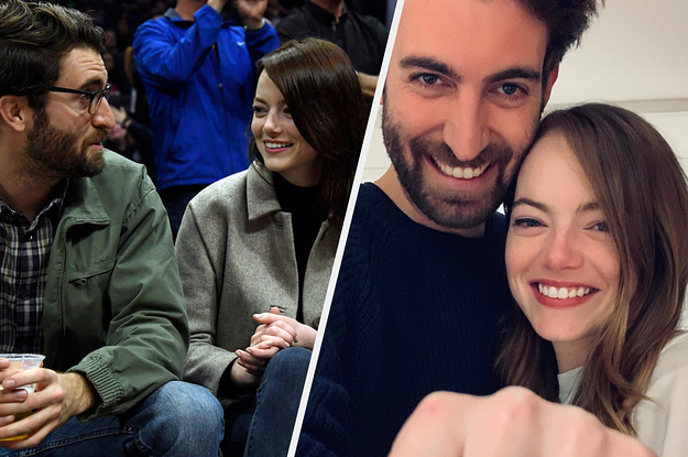 Emma Stone Just Got Engaged And Her Ring Is Gorgeous
