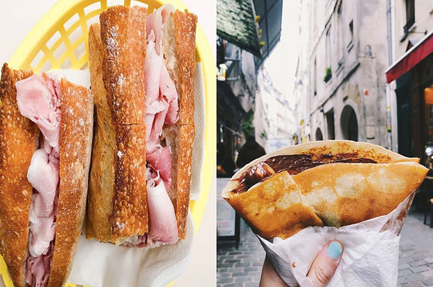 16 Cheap Eats You Can't Leave Paris Without Trying