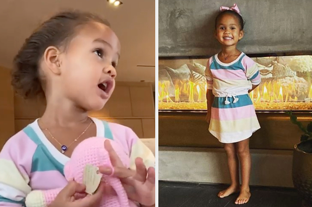 Chrissy Teigen's Daughter Played Hooky To Skip School And Then Sang This Slightly Terrifying Song