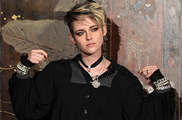 Kristen Stewart Skipped Wearing Pants And Somehow Made It A Fashion Statement