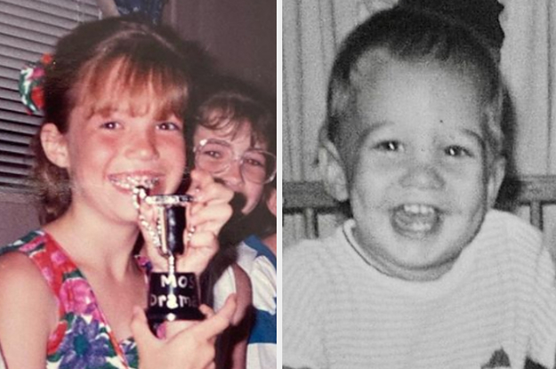 12 Celeb #TBT Photos That Were Shared With ...