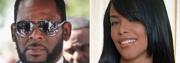 R. Kelly Married Aaliyah When She Was 15. Now He's Being Charged With A Federal Crime.