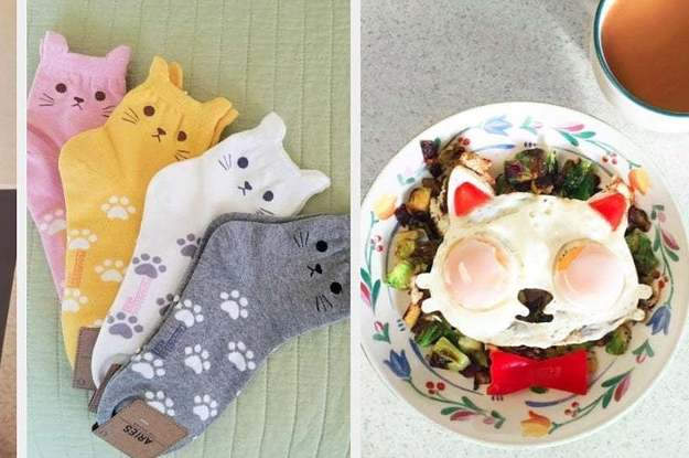 27 Purr-Fect Products For People Who Absolutely Love Cats