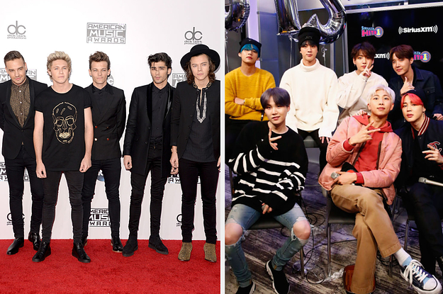 20 Times The 2010s Proved To Be The Decade Of The Boy Band