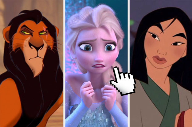 Assemble Your Disney Squad And We'll ...