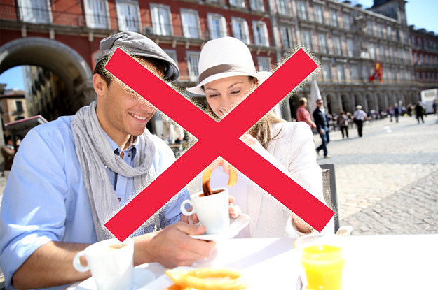 17 Tourist Mistakes Everyone Has Made In Spain