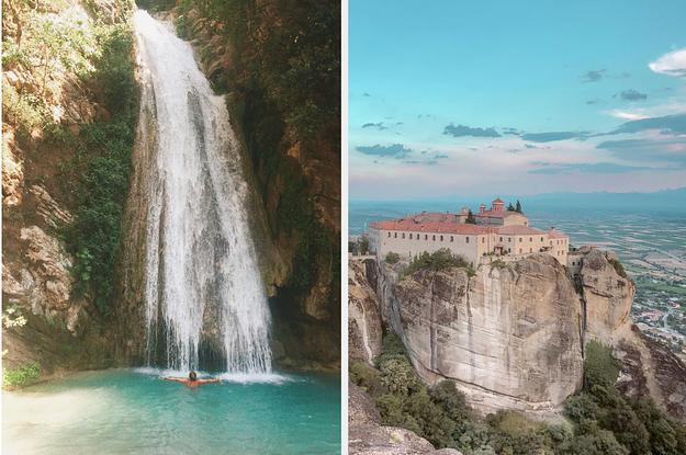 16 Stunning Places In Greece That Prove The Mainland Is Better Than The Islands