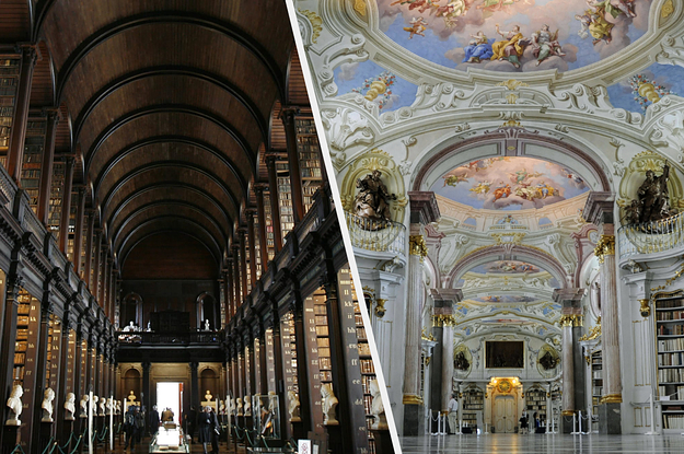 15 Stunning European Libraries Book Lovers Must Visit ASAP