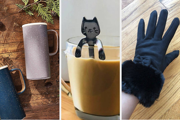 28 Gifts For People You Didn't Expect To Get You A Gift