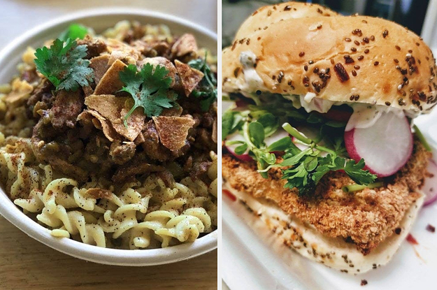 The Best Restaurants For Vegans In Every State In The USA, According To Yelp