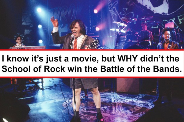 "16 Jokes About ""School Of Rock"" Because It's Hilarious AND Educational"
