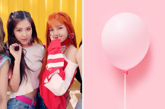 This Black And Pink Themed Visual ...