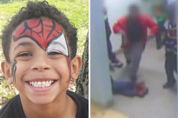An 8-Year-Old Boy Killed Himself After ...