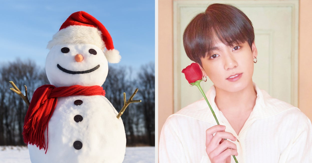 "Good Luck Answering These BTS Holiday Themed ""Would You Rather"" Questions"
