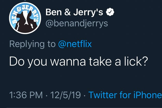 Brands Keep Tweeting Horny Comments At Netflix And It's Bizarre But Hilarious