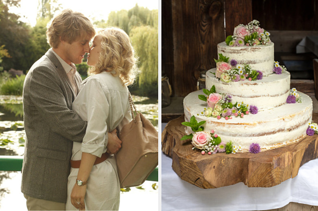 Your Answers To These Questions Will Reveal What Your Wedding Cake Will Look Like
