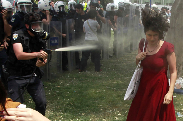 67 Pictures Of Protest That Defined The Decade