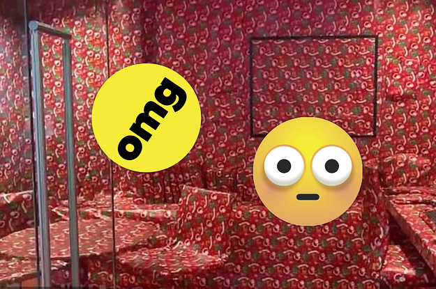 This Employee Wrapped Her Boss' Entire Office In Gift Wrap, And I Think This Is The Wildest Holiday Prank I've Seen