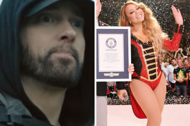 Eminem, It's Really Time To Leave Mariah ...