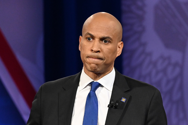 Cory Booker Had A Scathing Critique Of The Democratic Party While Campaigning In Iowa