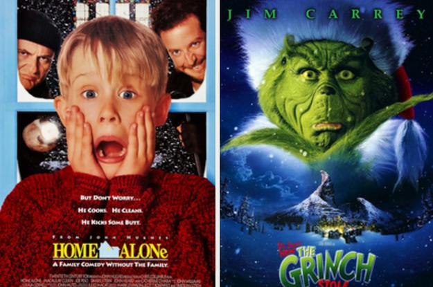 This Christmas Movie Quiz Will Determine ...