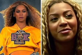 Beyoncé Wants You To Know That She Was Not High During That Iconic