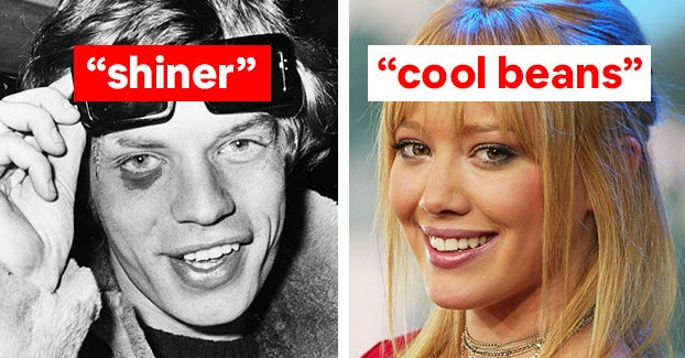 Pick Some Slang From Each Decade And We'll Guess Your Generation