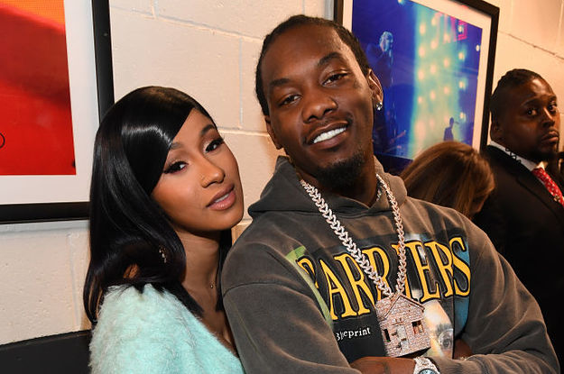 Cardi B Explained Why She Stayed With Offset After He Cheated, Despite The Backlash She Received