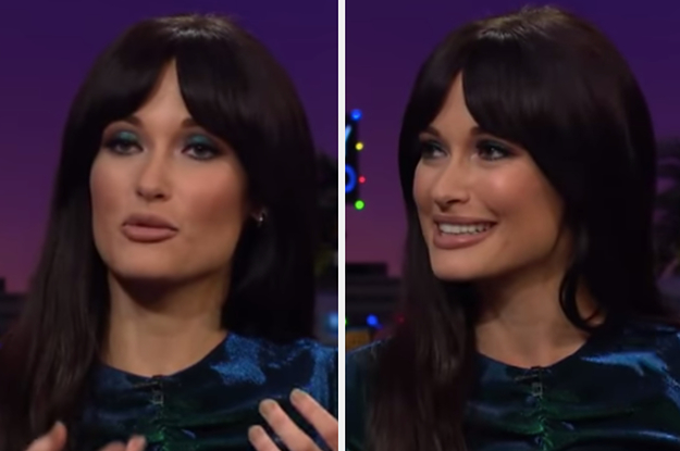 Kacey Musgraves Revealed Her Wild Night ...