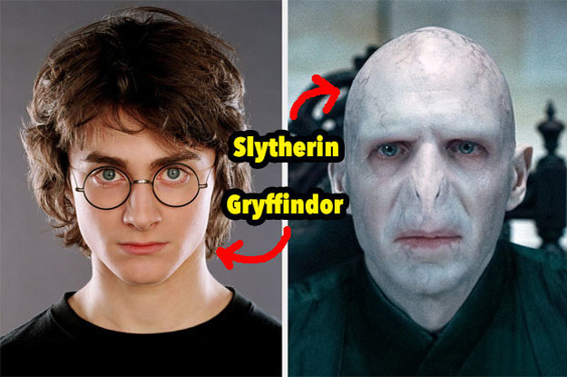 Are You More Gryffindor Or Slytherin?