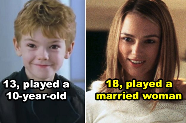 17 Movie Age Gaps Between Actors That Are Kinda Wild And Messed Up