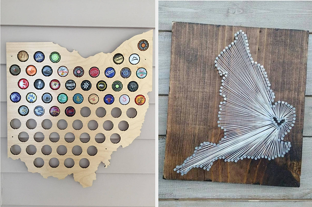 22 State-Themed Items To Remind You Of ...