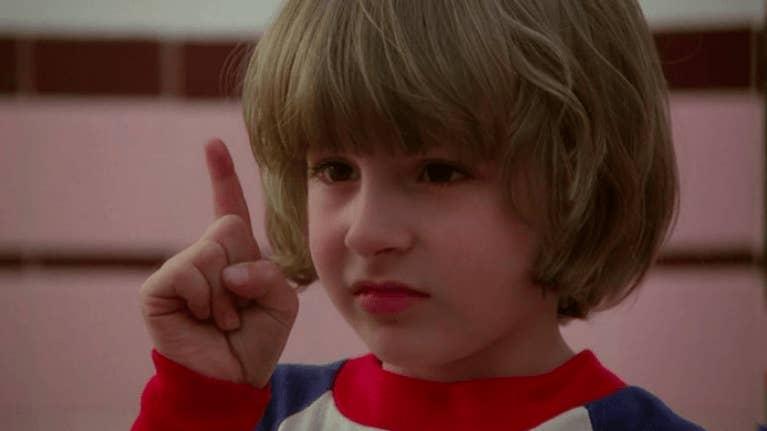 """Danny Torrance de """"Stanley Kubrick's The Shining"""""""