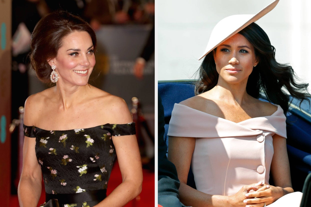 Here Are 10 Headlines Comparing Meghan Markle ...