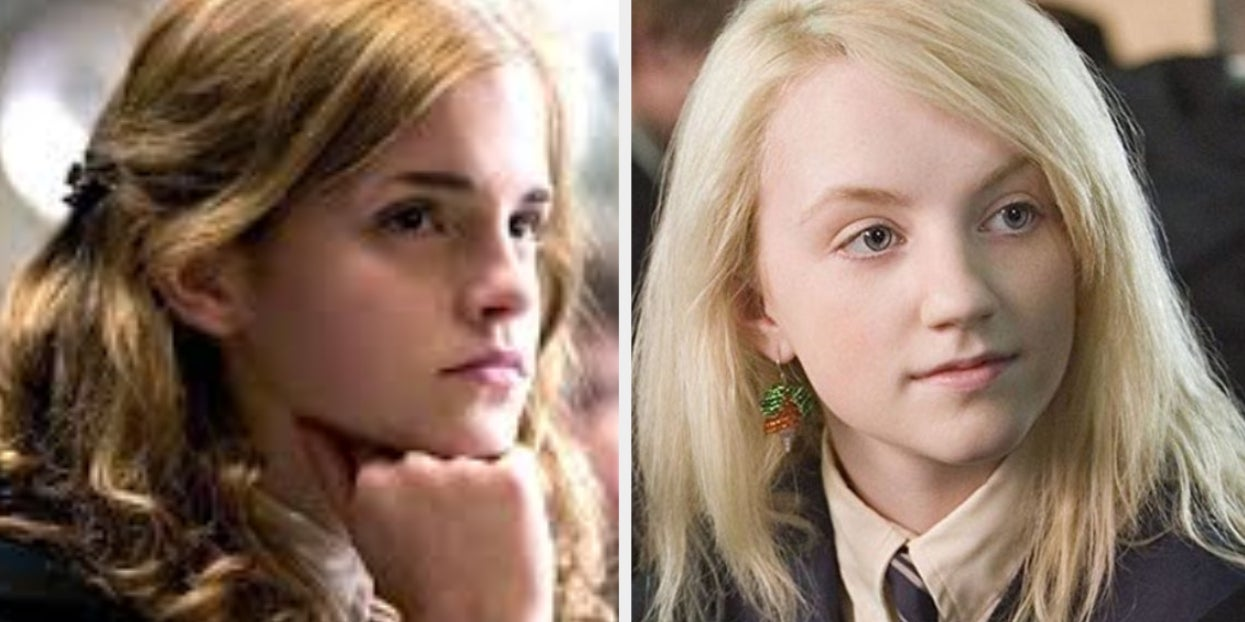 "Which Female Character From ""Harry Potter"" Are You?"