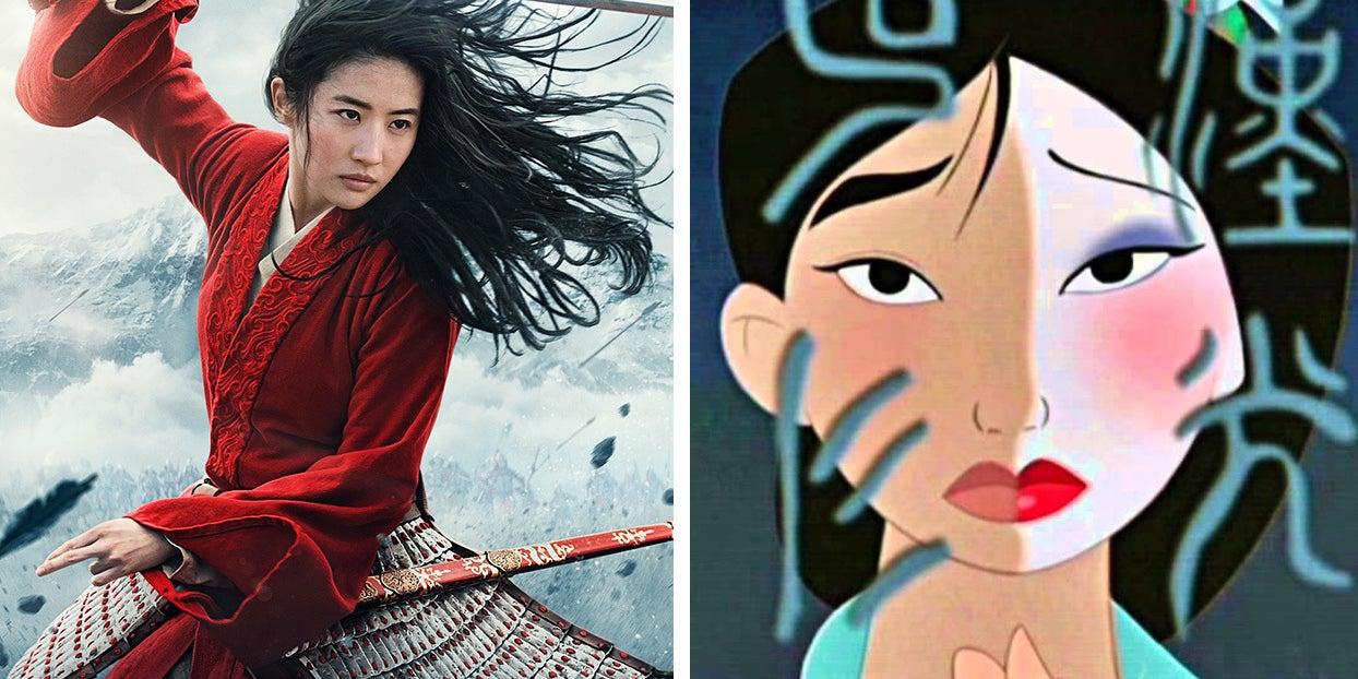 """La directora de """"Mulán"""" ya dijo que no habrá canciones en la nueva versión de Disney"""
