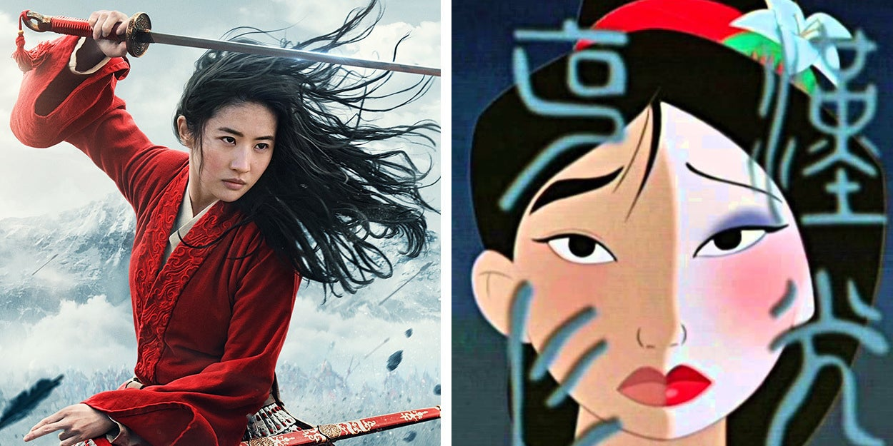 """The Director Of """"Mulan"""" Just Revealed Why There Won't Be Any Songs In Disney's Live-Action Remake"""